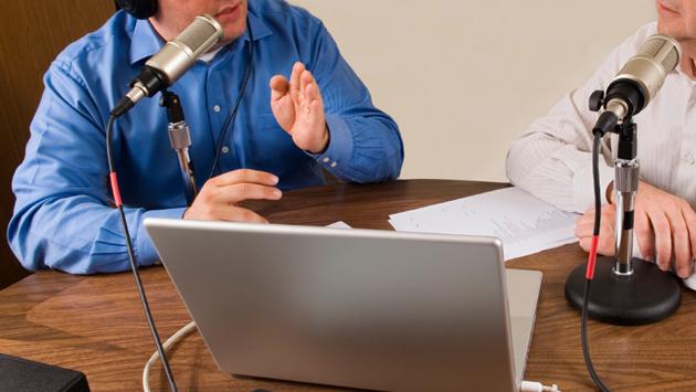 Podcasting stijgt wereldwijd 70%