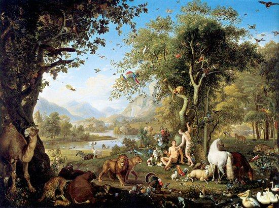 De iPhone van Adam en Eva