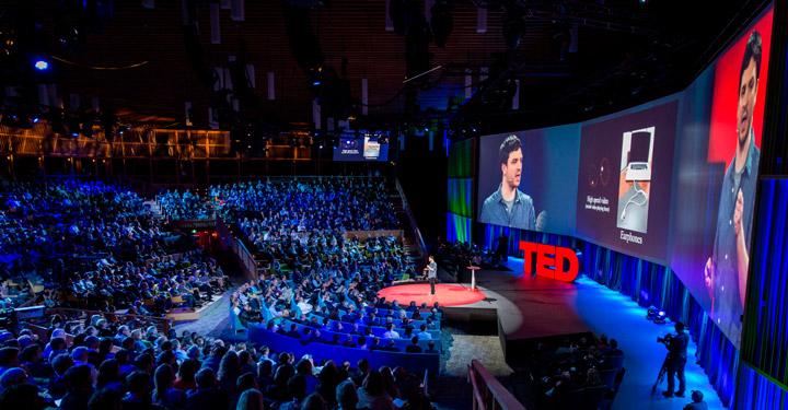 Compilatie van de 10 populairste TED-talks
