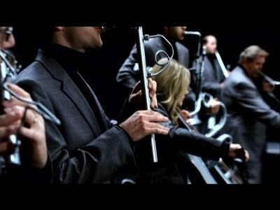Het orkest van Ford