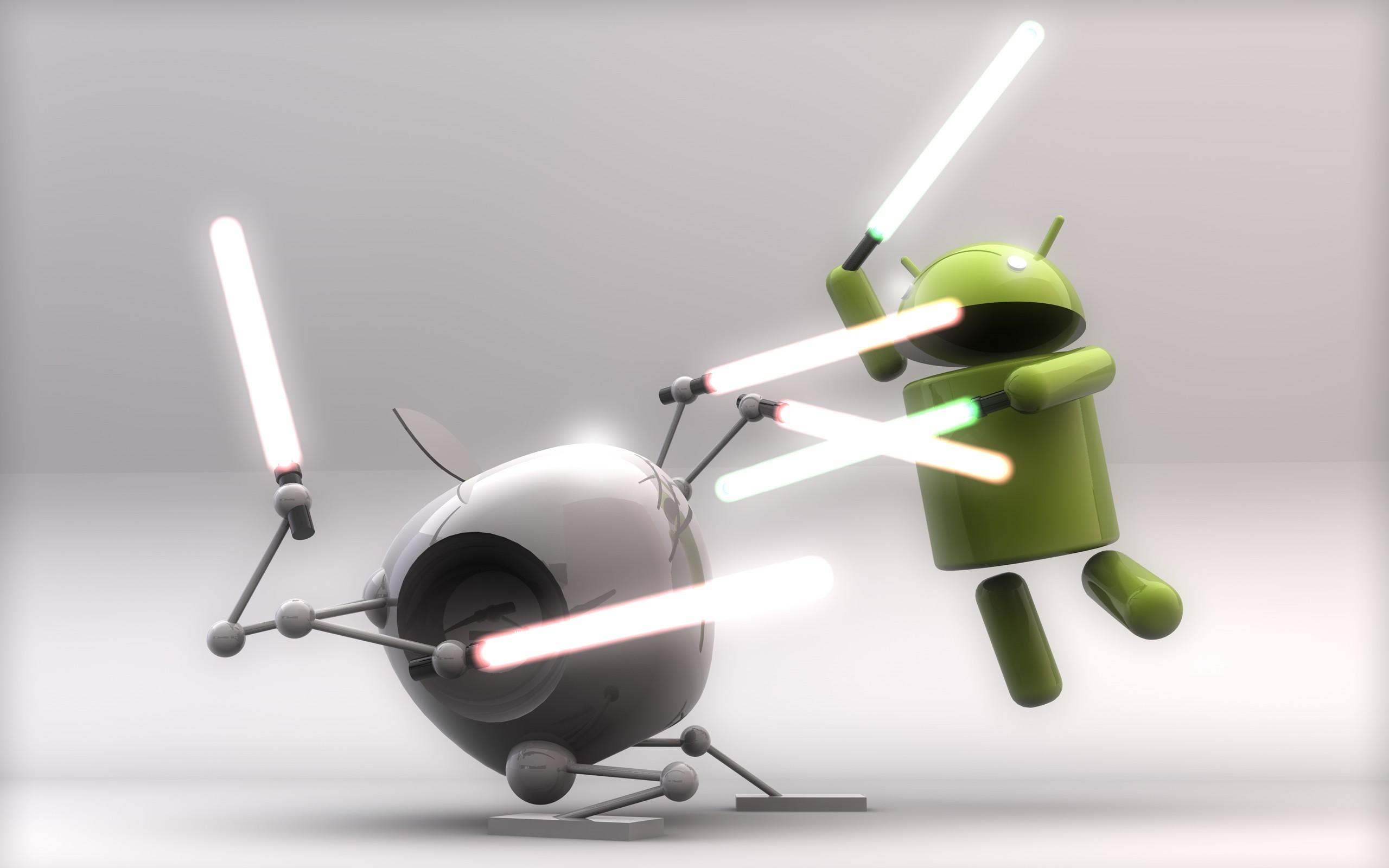 Wordt het de Nexus One of de iPhone?