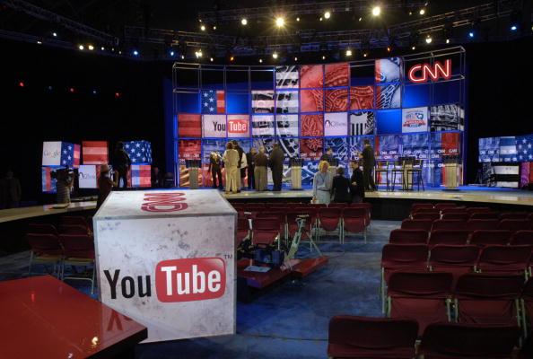 Youtube maakt CNN mooier